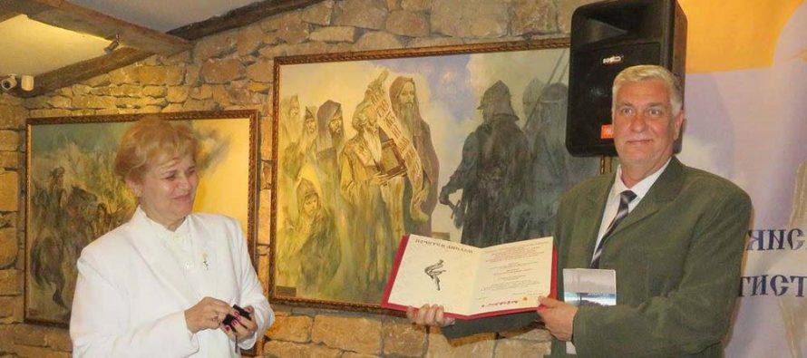 Георги Николов с десета книга – стихове на библейска тематика