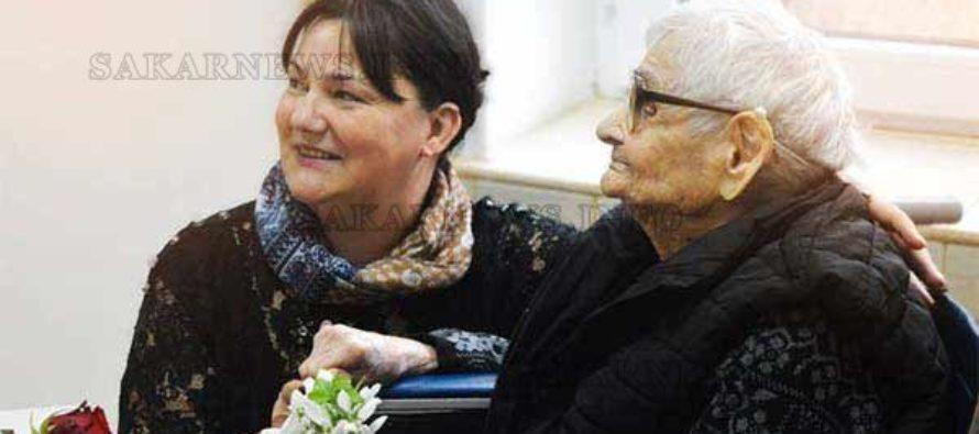 Баба Матена навърши 108 години
