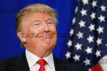 Доналд Тръмп пристига в Давос с малка армия