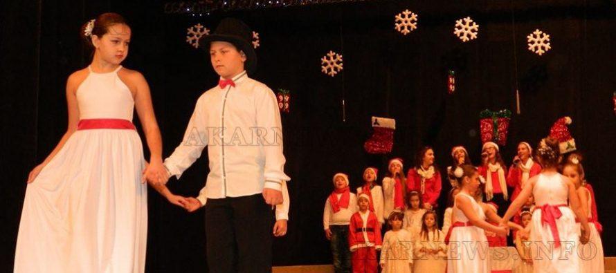 Коледен концерт зарадва  харманлийци преди празниците