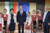 Министър Красимир Вълчев – почетен гражданин на Тополовград