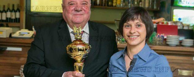 """Таня Иванова: """"Този спорт ме  грабна завинаги"""""""