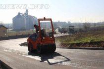 Започна ремонт на обходен път от Любимец за Ивайловград