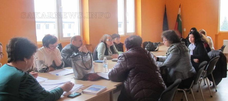 Разясняваха целта на общински фонд за подкрепа на местни инициативи