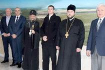 """Владиката Киприан и ръководството на """"Мини Марица-изток"""" обсъждат общи идеи"""
