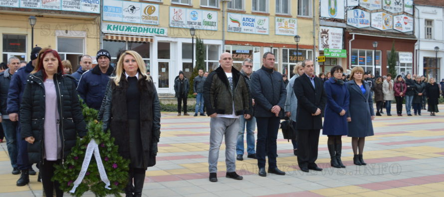 Навсякъде в община Тополовград почетоха паметта на Васил Левски
