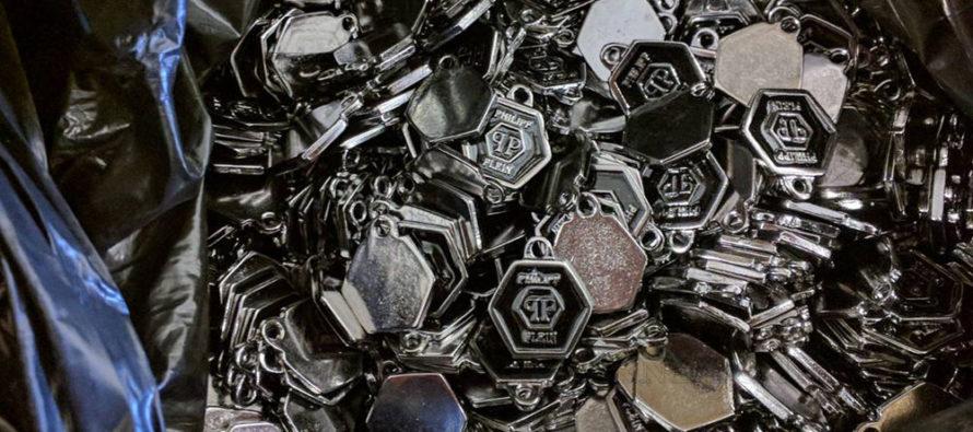 Над 4 000 фалшиви емблеми са конфискувани на Капитан Андреево