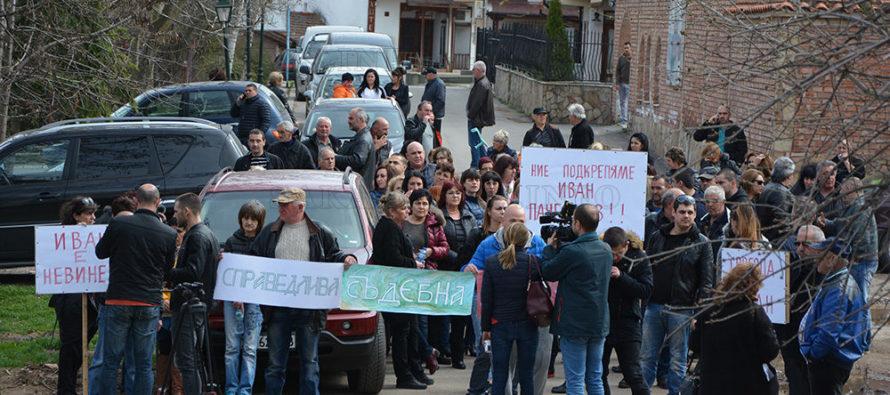 Съдът пусна под гаранция от  5 000 лева Иван Пачелиев