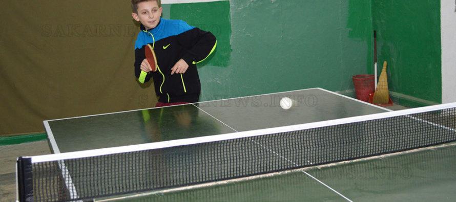 Тополовградски тенисисти – първи  на областно първенство