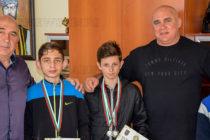 Младите тенисисти с нов успех