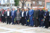 Родолюбиви българи се преклониха пред паметта на граничари
