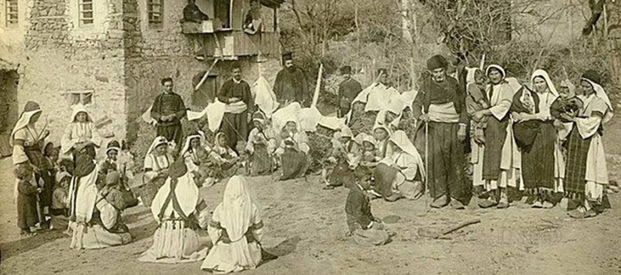 Гръцкият геноцид над  жителите на село Бадома