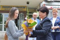 Проблеми на малките общини обсъждаха евродепутат Ева Майдел и кмета на Харманли