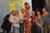 Златната камила от Тополовград прекоси Тихия океан