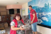 300 човека не са потърсили помощите си от БЧК
