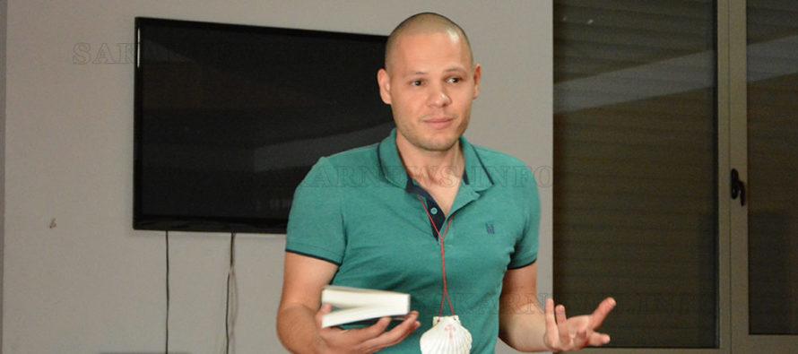 """Пилигрим* възхити публика с книгата си """"Камино: Пътят на завръщането"""""""