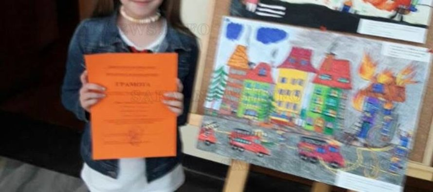 Ученици ще представят  областта на национално ниво със свои рисунки