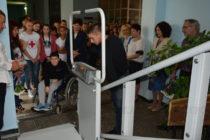 Платформа дава достъп на  хора с двигателни проблеми