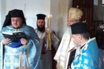Потомци на тракийски  бежанци се поклониха в български храм в Одрин