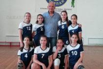 Волейболистите на Любимец победиха всички отбори и станаха първи