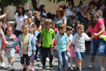 Деца бяха на 3D кино за  празника си на 1 юни