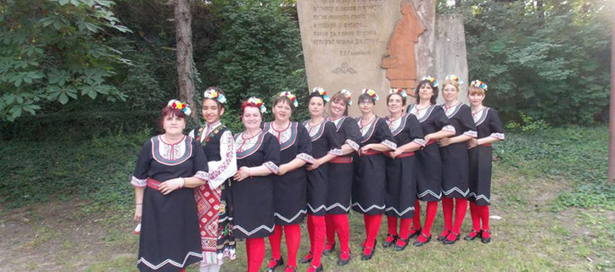 Самодейци пяха и танцуваха за Деня  на Белоногата