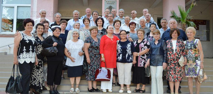 Родените през 1948 г. в Тополовград  празнуваха 70-годишнината си