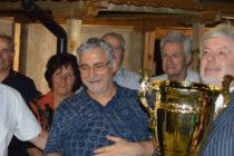 Кръстю Ангелов събра  футболни величия в село Срем
