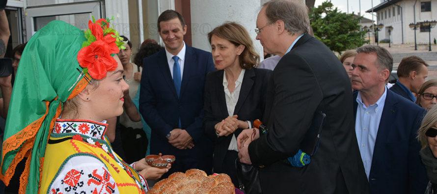 Дипломати от Турция и ЕСпосетиха Свиленград