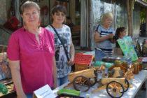 В Срем поставиха началото на базар