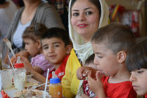 Доситеевци – гостоприемни  и за сирийски бежанците