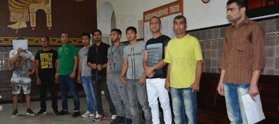За втори път не бе даден ход на делото срещу мигрантите, обвинени в погром на лагера