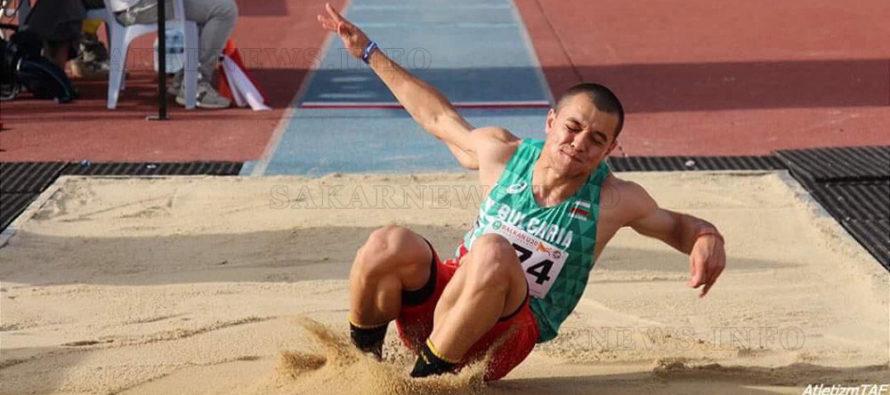 Илия Сивков – пети на Балканските игри, но с нови амбиции