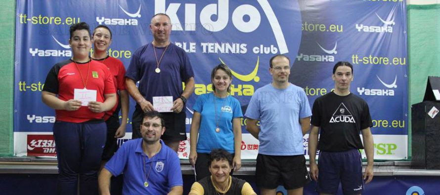 Първо място за тенисисти от Харманли