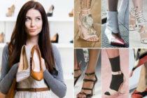 Кои са модерните обувки за лято 2018?