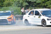 Пламен Камбуров е с най-бързия автомобил на ралито в Хасково