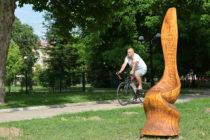 Скулптури красят Свиленград