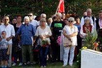 Стотици се поклониха пред паметта  на загиналите тракийски деца