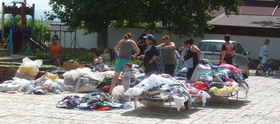 На пазар в Орешник