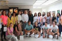 Кметът на Свиленград се срещна с младежи от различни европейски държави