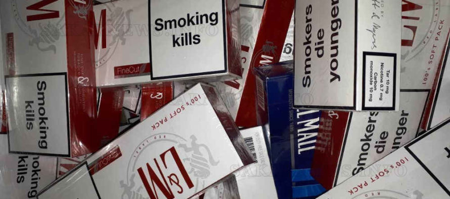 Контрабандни цигари в тайник на камион откриха митничари на Капитан Андреево