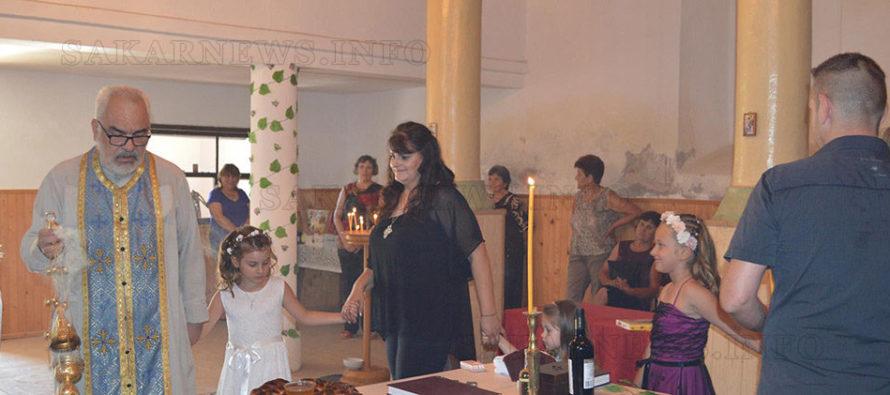 В с. Българин бе извършено Кръщение за пръв път след десетилетия