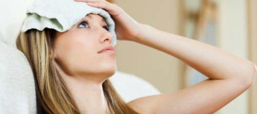 Признаци, че това не е обикновена настинка