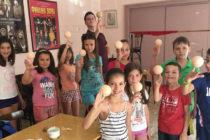 Кукли оживяват в театрална работилница