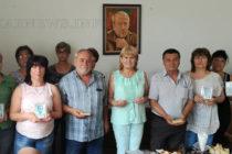 Читалищни дейци почетоха паметта на Велко Кънев