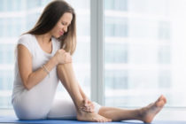 Как да се справите с мускулните крампи?