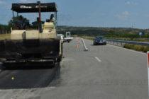 """На магистрала """"Марица"""" кърпят миналогодишните кръпки"""