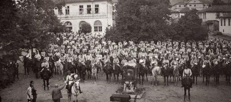 Шести конен полк съществува 42 години