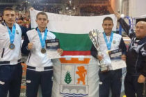 Свиленградски кикбоксьор Димитър Петров стана световен шампион