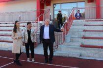 Евродепутат впечатлен от благоустрояването на Любимец